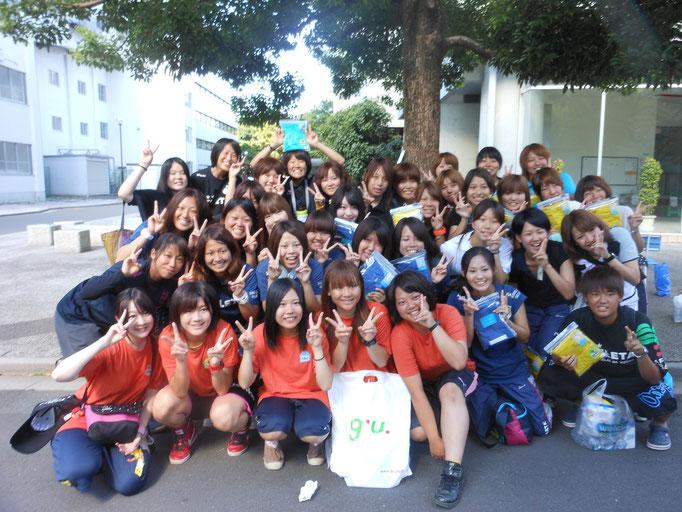8月20日~ 尾瀬合宿 合宿いってきます!