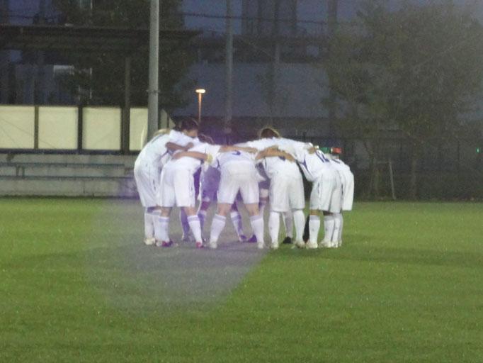 9月17日 関東女子サッカーリーグ④vs東京国際大学