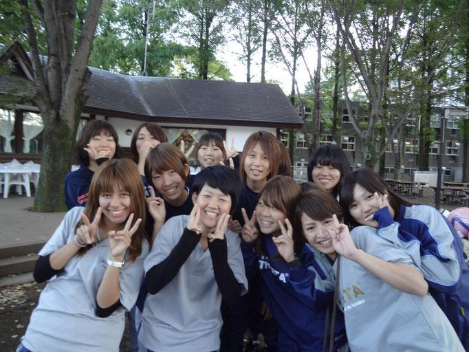10月21日 関東女子サッカーリーグ⑦vs創価女子短期大学 1年生☆