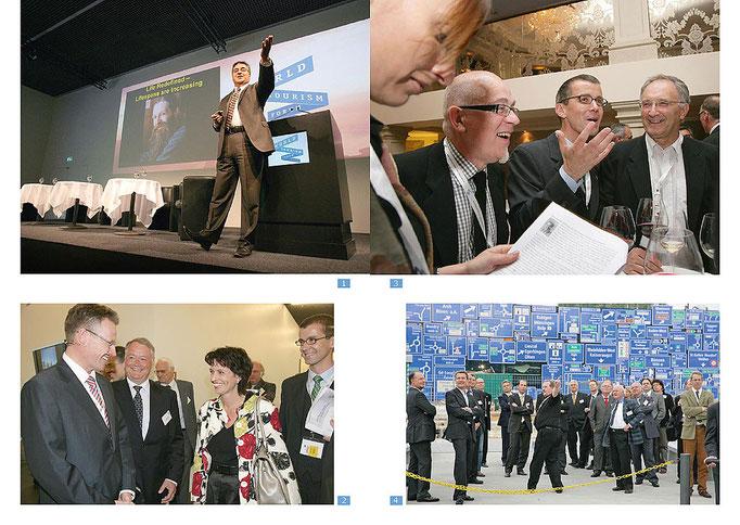 1. World Tourism Forum Lucerne WTFL 2009 (Hochschule Luzern)