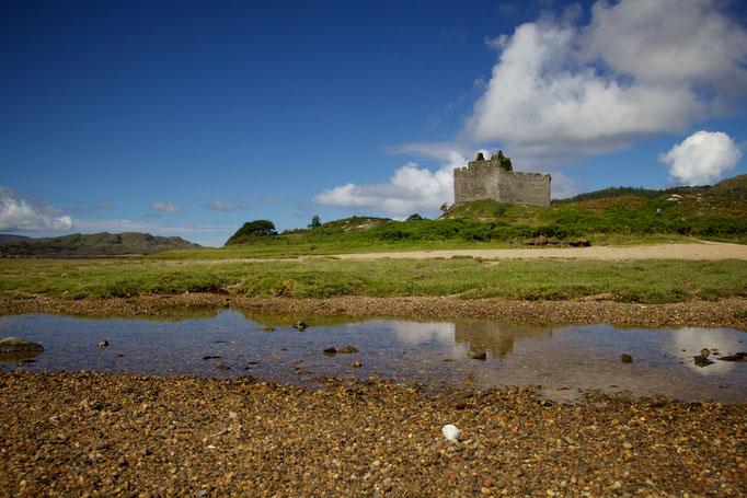 Castle Tioram, Loch Moidart
