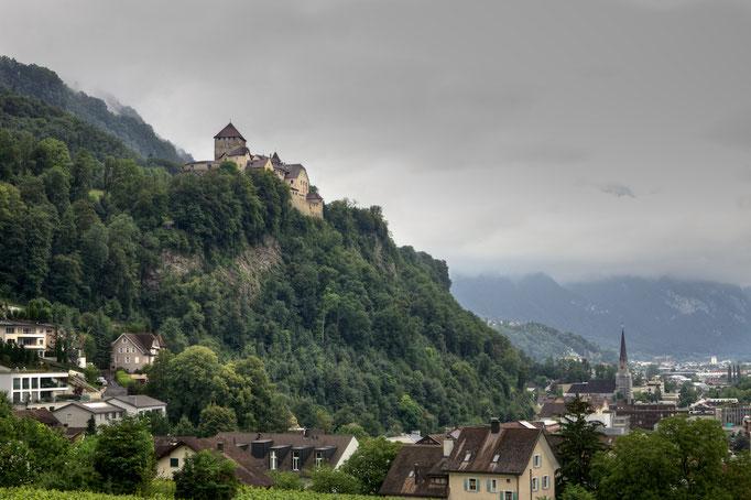 Vaduz, Fürstentum Liechtenstein