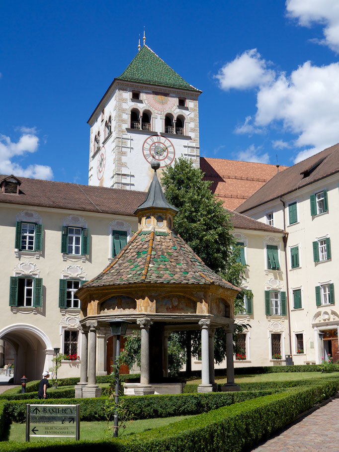 Kloster Neustift, Südtirol (Alto Adige), Italy