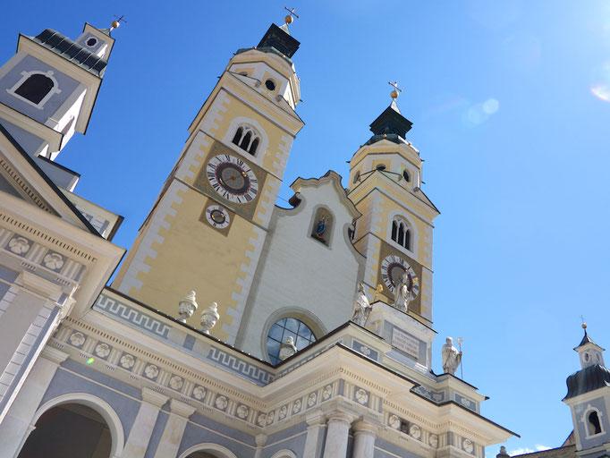 Cathedral, Brixen (Brissanone), Südtirol (Alto Adige), Italy