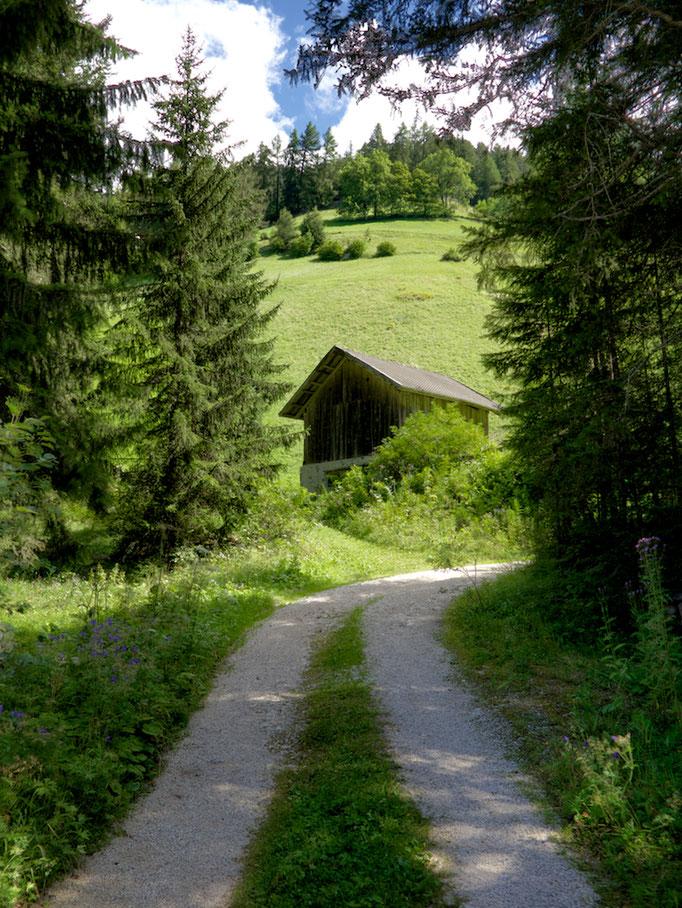 Vilnösstal, Südtirol (Alto Adige), Italy