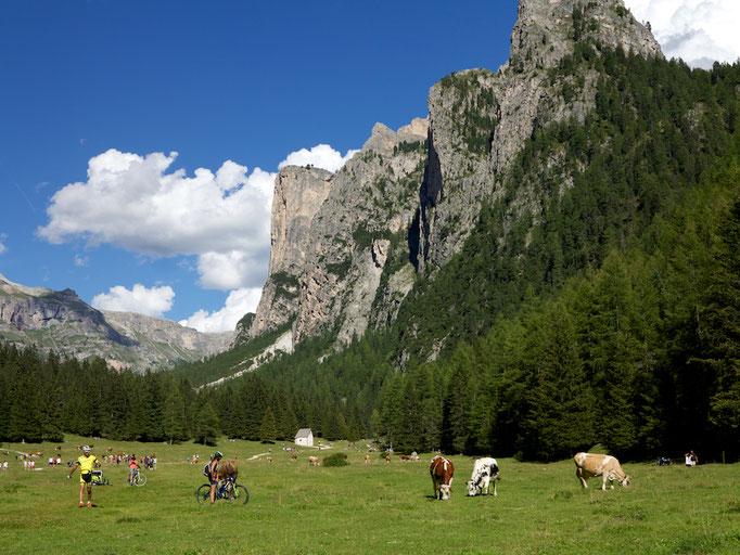 Wolkenstein (Selva),  Südtirol (Alto Adige), Italy