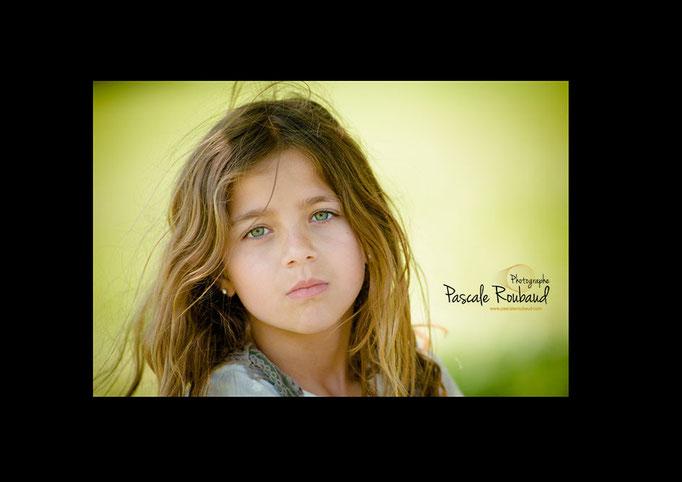 Portrait enfant  Mougins