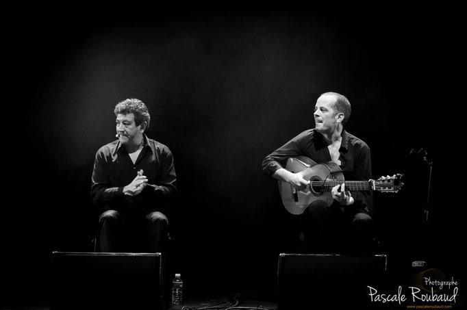 Concert reveleo flamenco avec La Ruche