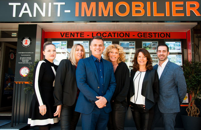 shooting tanit immobilier juan les pins