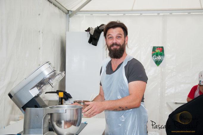 Laurent FAVRE-MOT Chef Patissier à Marseille