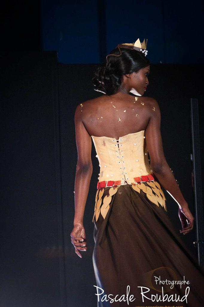 Photographie robe chocolat