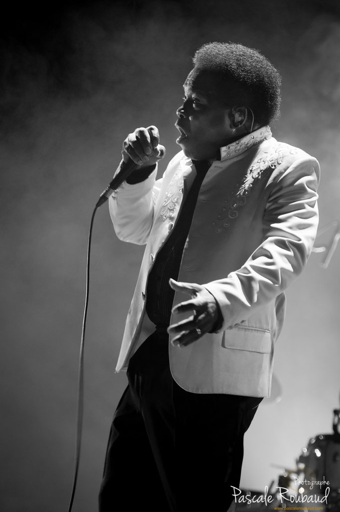 Photos de concert Lee fields & the expressions nice avec Imago production