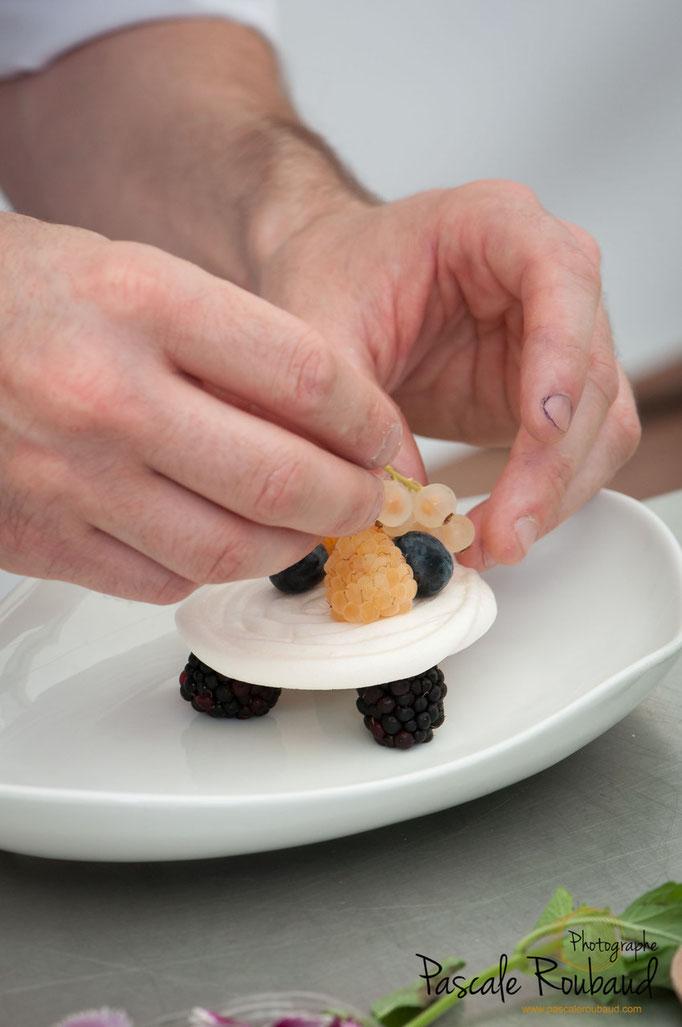 Dessert création TOUJA Rémi