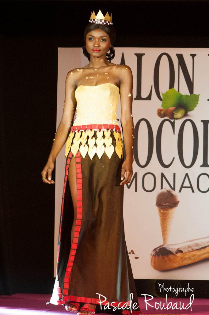 Salon du chocolat Monaco défilé