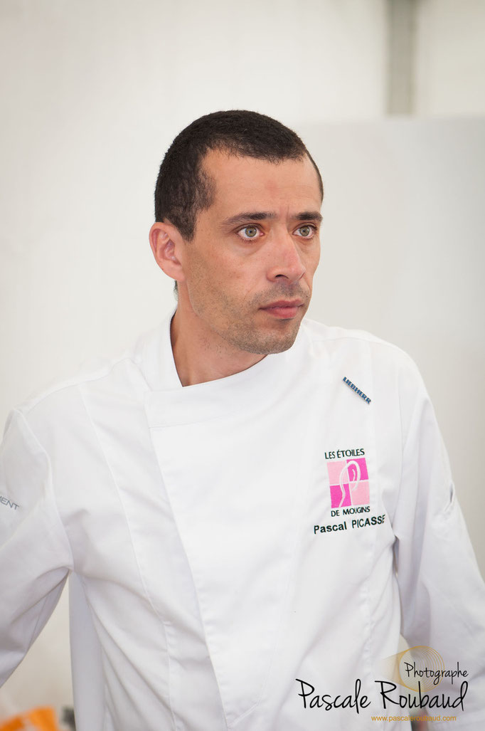 """Picasse Pascal Chef Patissier """"Le Park 45*"""" Cannes"""
