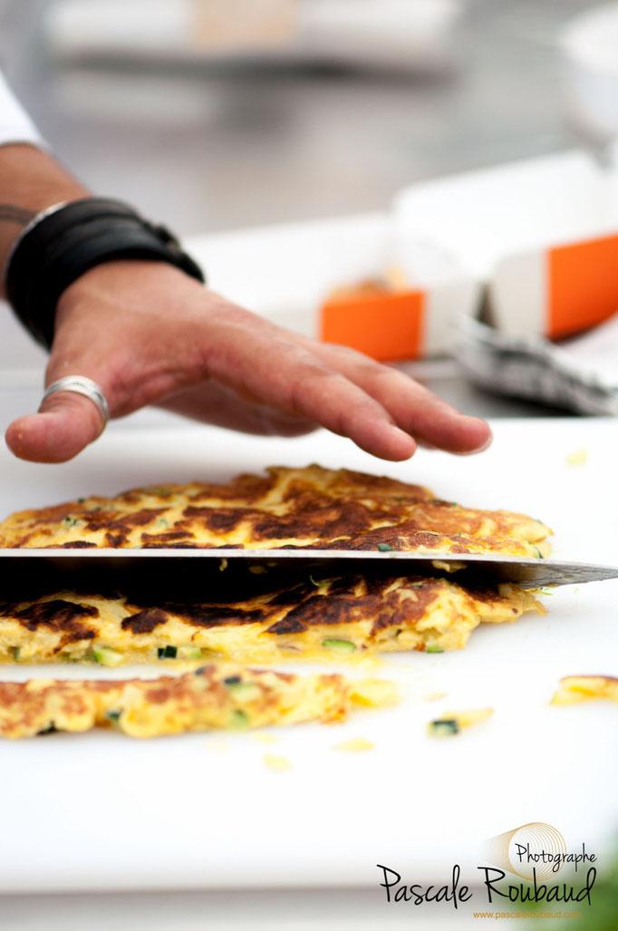 Création culinaire deVincent CATALA