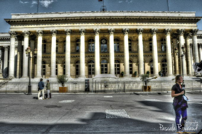 Palais Brongniard Paris