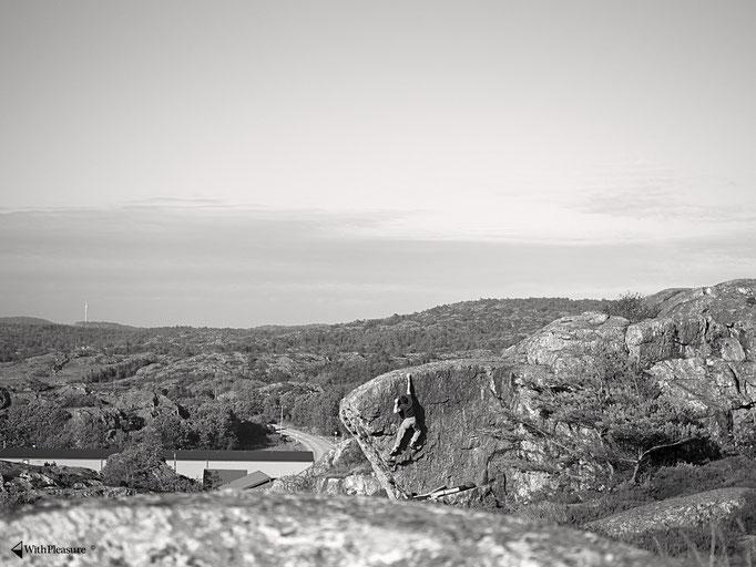 Ramun's Firstascent! - Tjörn/Schweden