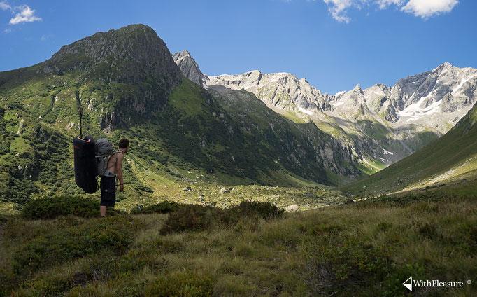Val Gronda da Cavrein - Surselva