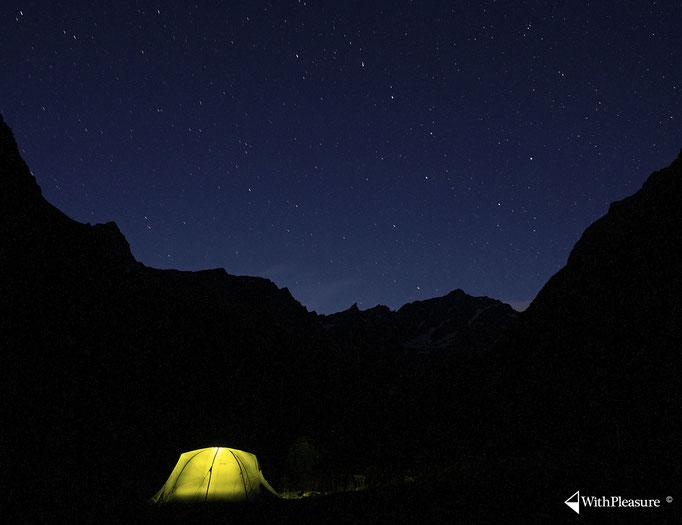 Wunderschönes Schlafzimmer - Alp Cavrein Sura/Surselva