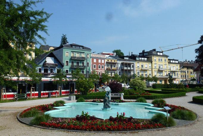 Franz Josef-Park, Gmunden, © Thomas Köck
