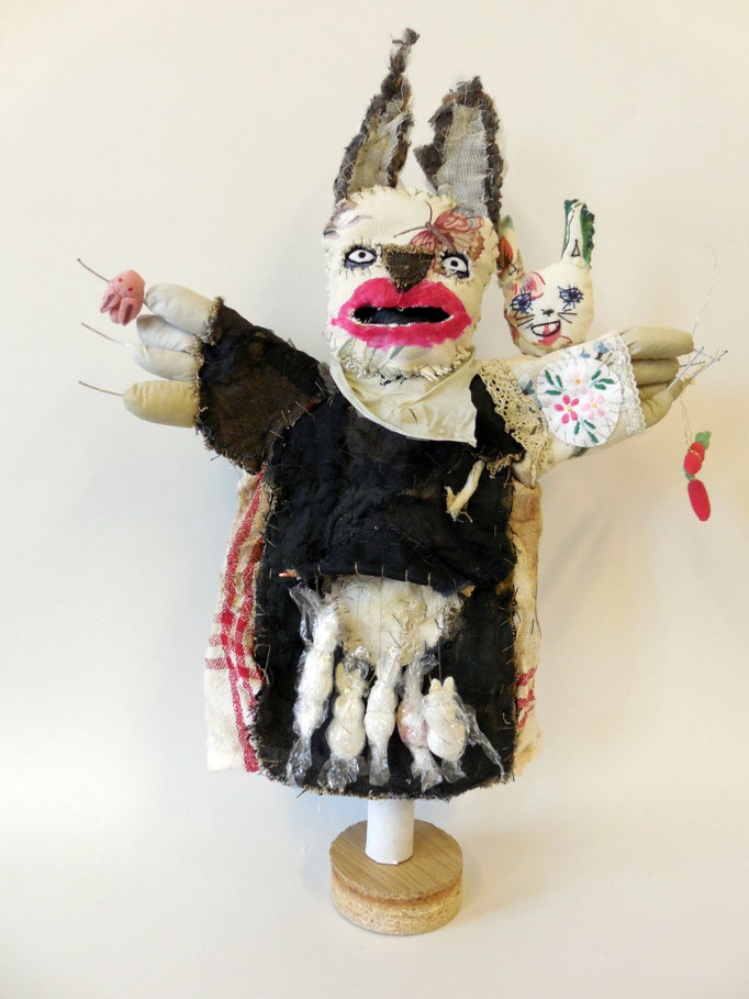 bad bunny glove puppet