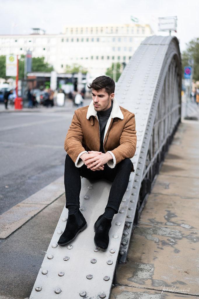 Model : Hannes W.