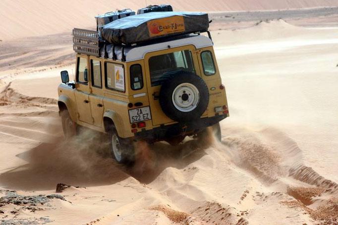 Ancora in Mauritania