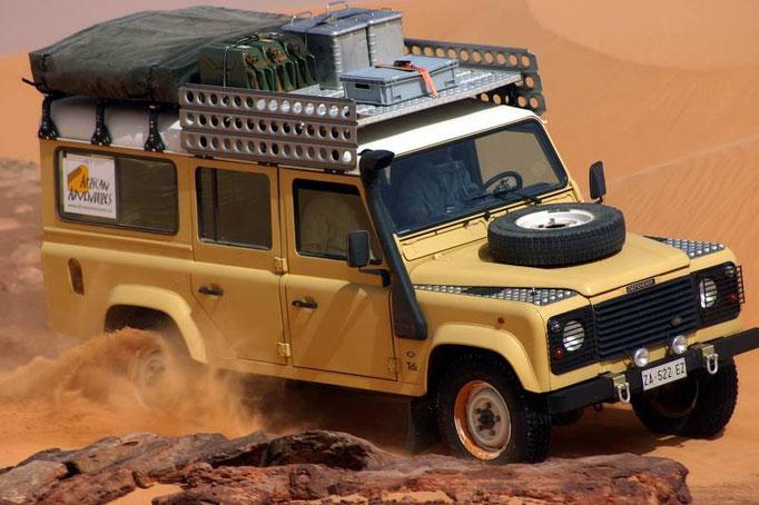 La terza ed attuale versione, in Mauritania nel 2004