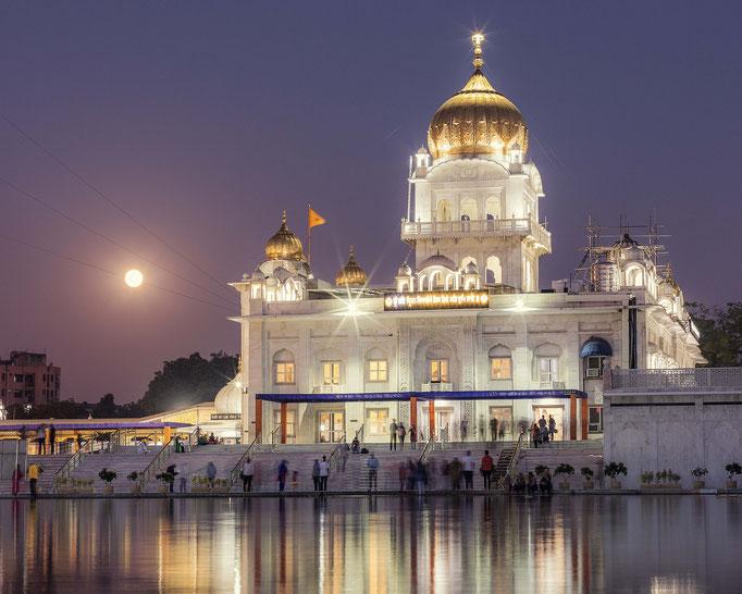 Delhi, Sikhtempel
