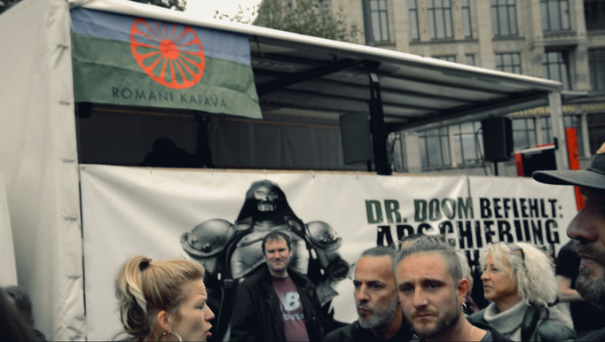 Romani Truck from Latveria bei we'll come united