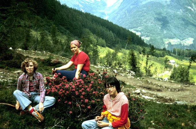 Nachbearbeitetes & optimiertes Negativ aus 1977