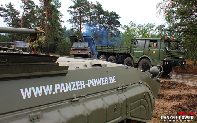 Tag der Technik-Show 2016 - Panzer-Power GmbH