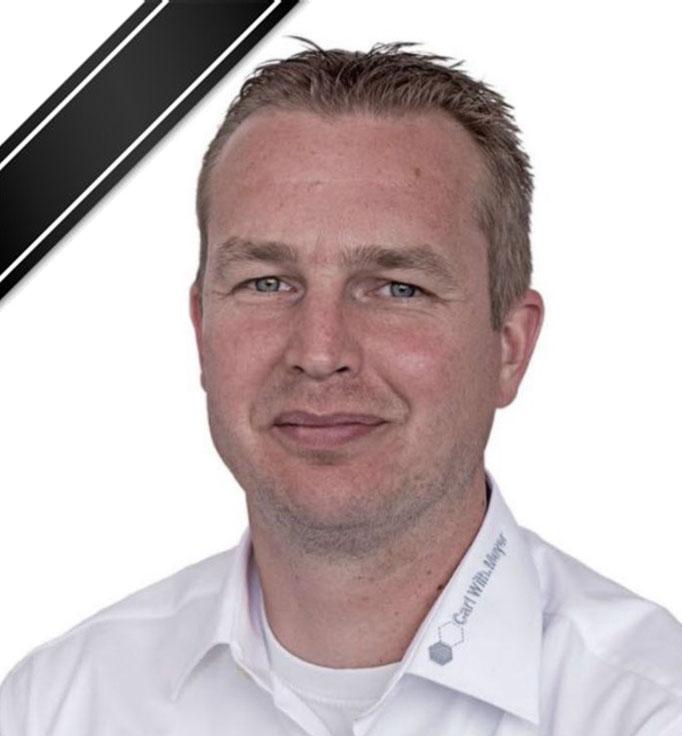 Erick de Jong   †  (Gründungsmitglied)