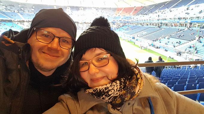Thomas mit Ksenia Zalewski