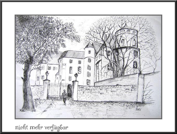 Schloss Bärenstein/ Fineliner verkauft