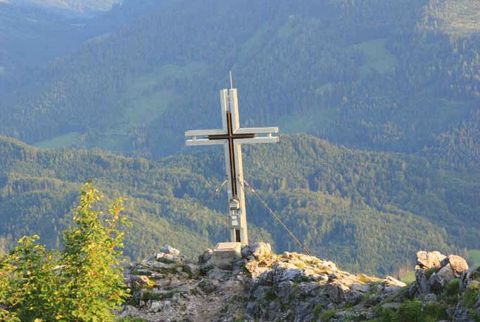Gipfel Frauenkopf
