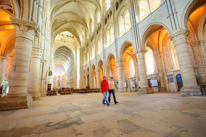 Laon et sa cathédrale. @Colin