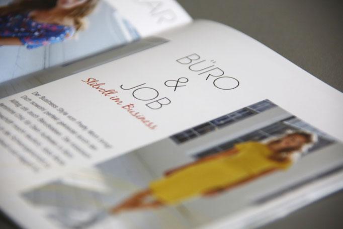 Konzeption, Design, Inhalte, Umsetzung der Pretty Mom Broschüre mit vielen Tipps und Tricks