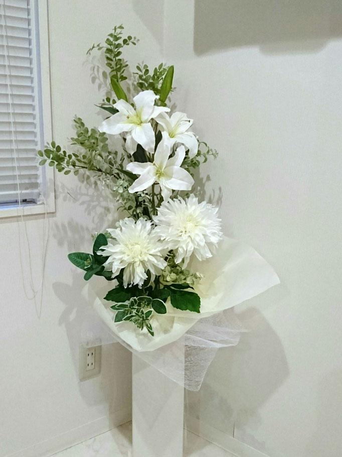 AT-1 エステサロン装花