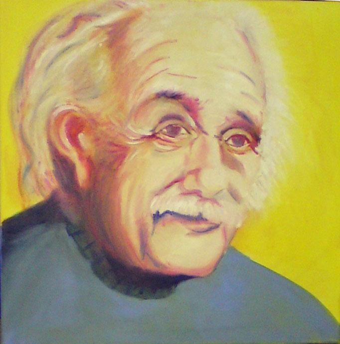 A. Einstein, gelb