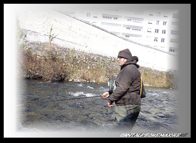 street-fishing Aurillac