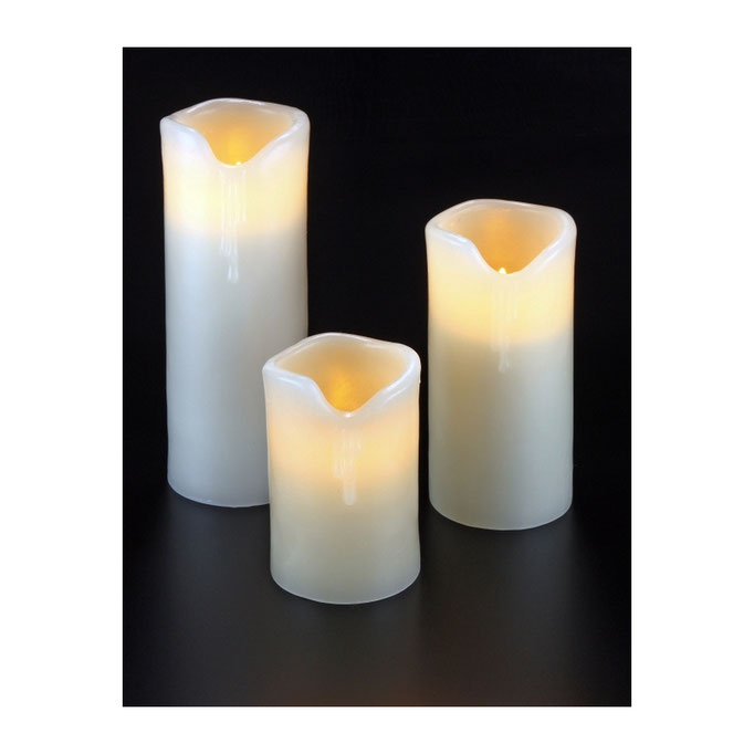 LED Re-Chargeable Candle Set