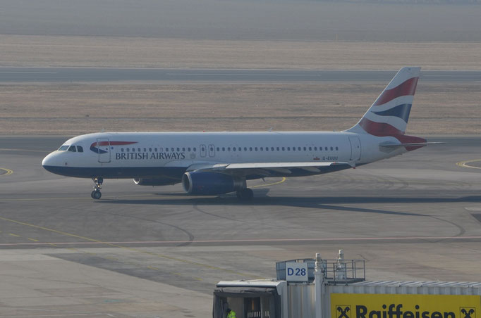 British Airways --- G-EUUU --- A320-232