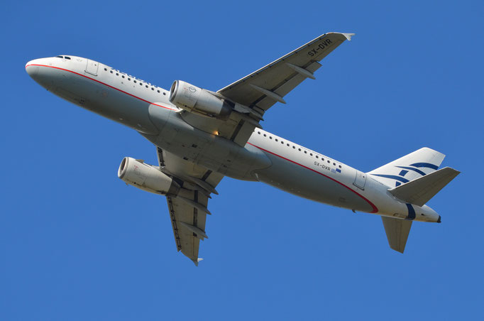 Aegean Airlines --- SX-DVR --- A320-232