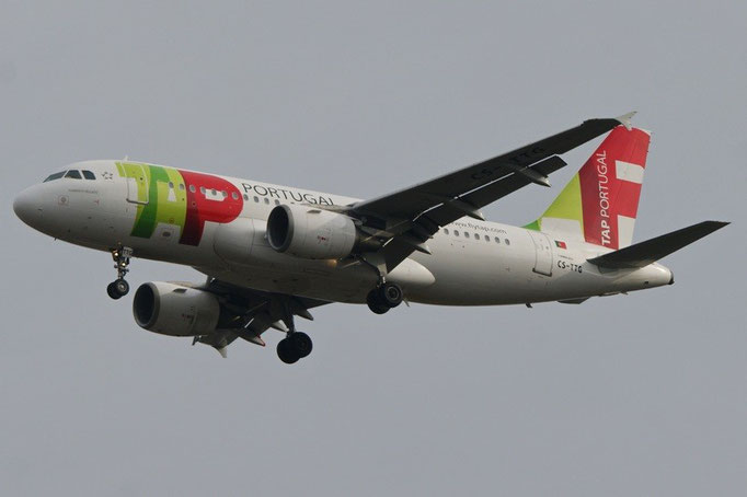 TAP Portugal --- CS-TTG --- A319-111