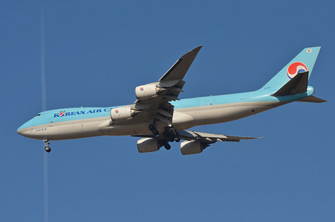 Korean Air Cargo --- HL-7617 --- B747-8B5F