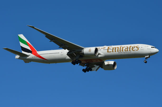 Emirates Airlines --- A6-EBM --- B777-300ER