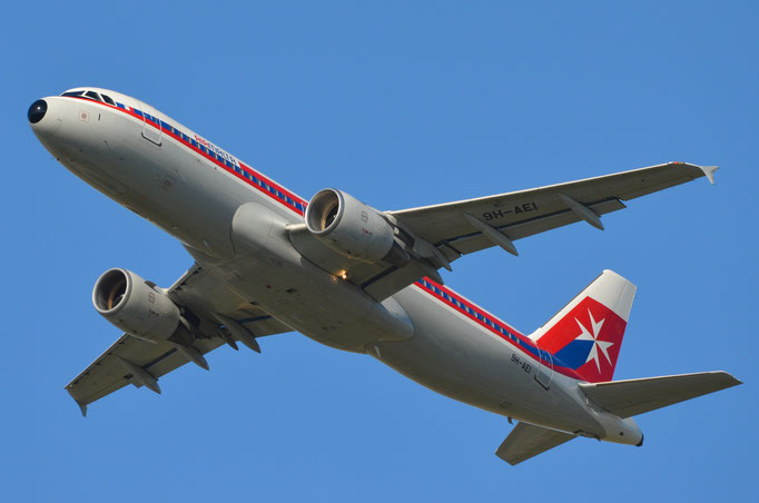 Air Malta --- 9H-AEI --- A320-214 Retro