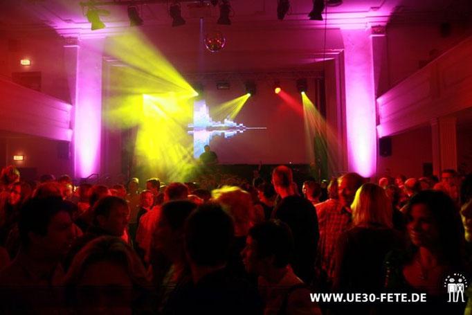 Ü30 Party Rosenheim